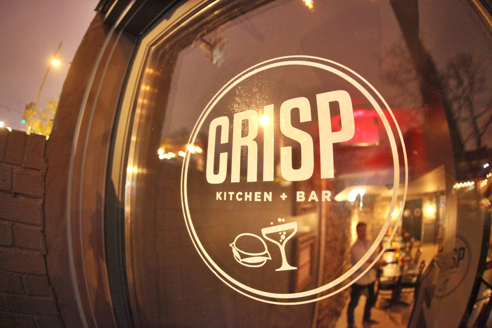 crisp kitchen bar - Crisp Kitchen