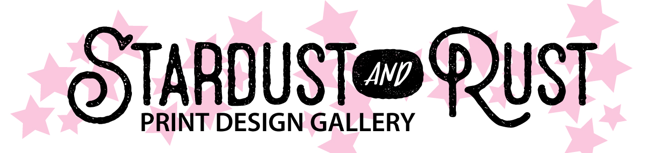 Stardust and Rust Print Gallery