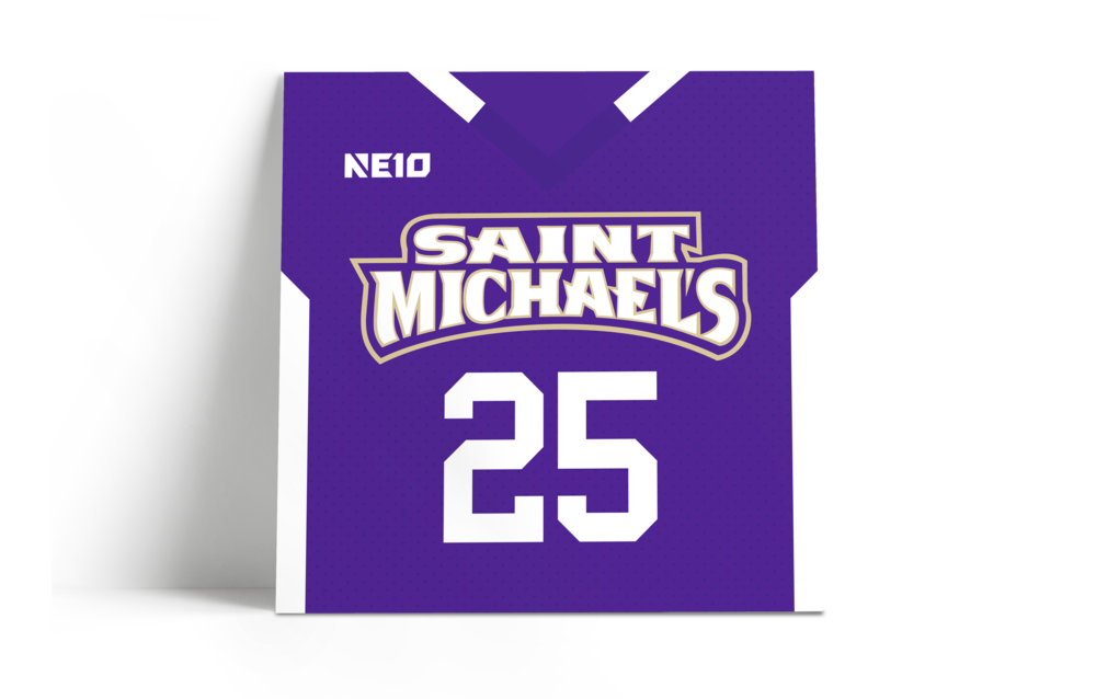 """""""Very impressed by our experience with Replica"""" - Chris Kenny, Athletic Director - St. Michael's College (VT)"""