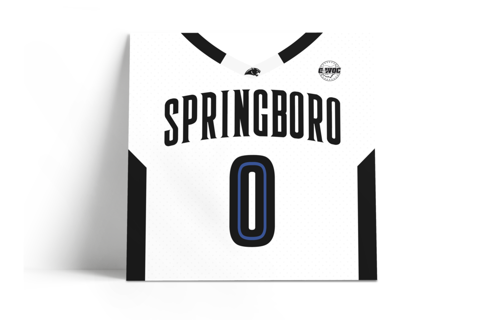 """""""They look great! Thanks again for getting them done so quickly"""" - kyle youker, head basketball coach - springboro hs (OH)"""