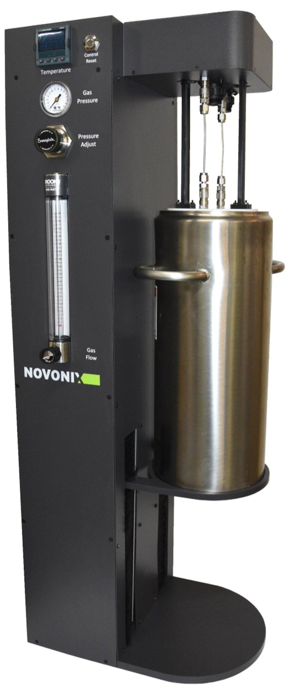 Novonix benchtop DTA system