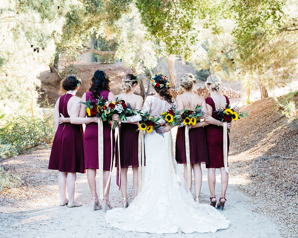 Rachel & Mike - OJAI, CALIFORNIA