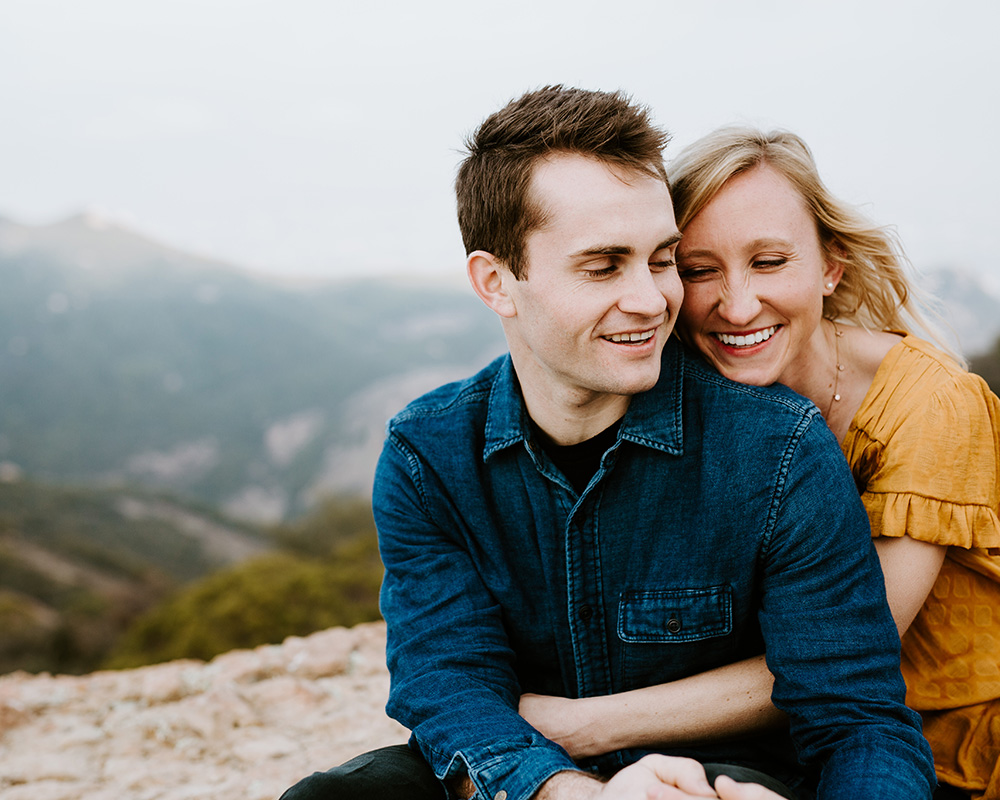 Madi & Mike - SANTA MONICA MOUNTAINS