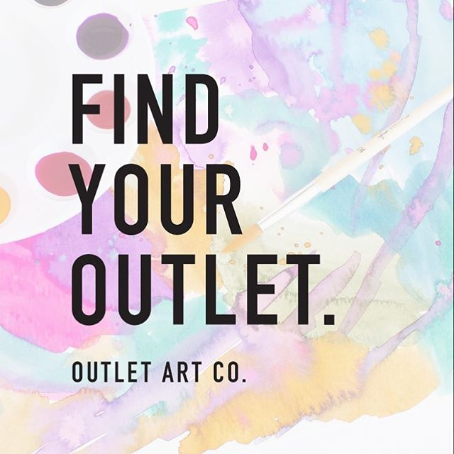 Welcome to Outlet Art Co.! We are a mobile art studio based in Nashville, TN. Outlet Art Co. provides creative art-making parties, events, and workshops for all ages. Creative, fun, and no art experience required. Book a private party or workshop, join us at a public event, and learn more at the link in our bio! #findyouroutlet