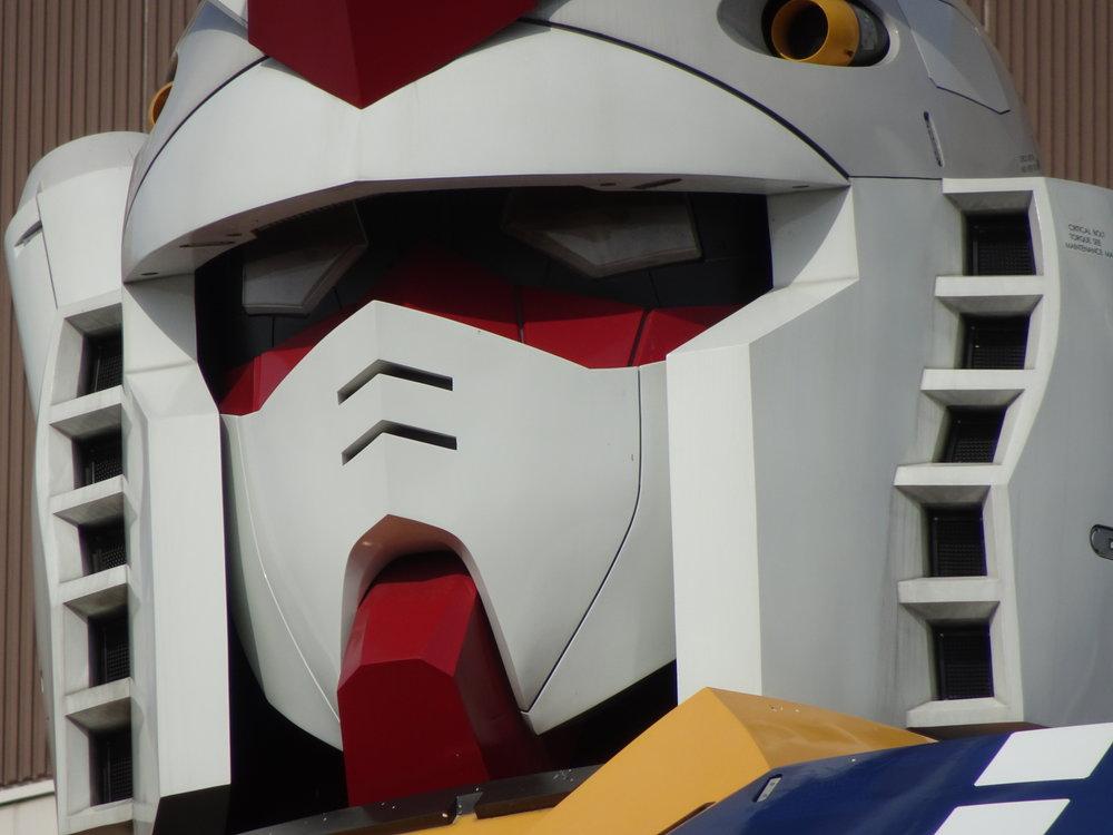 RX-78-2 Gundam 1-1 Statue - 081.jpg