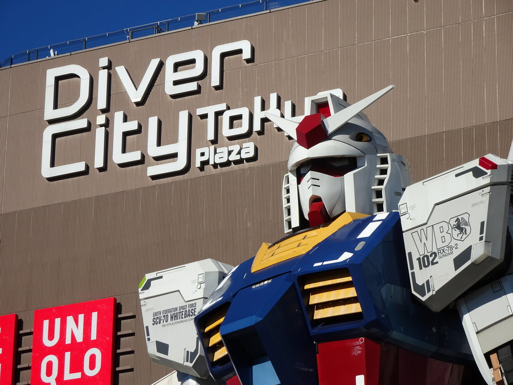 RX-78-2 Gundam 1-1 Statue - 006.jpg