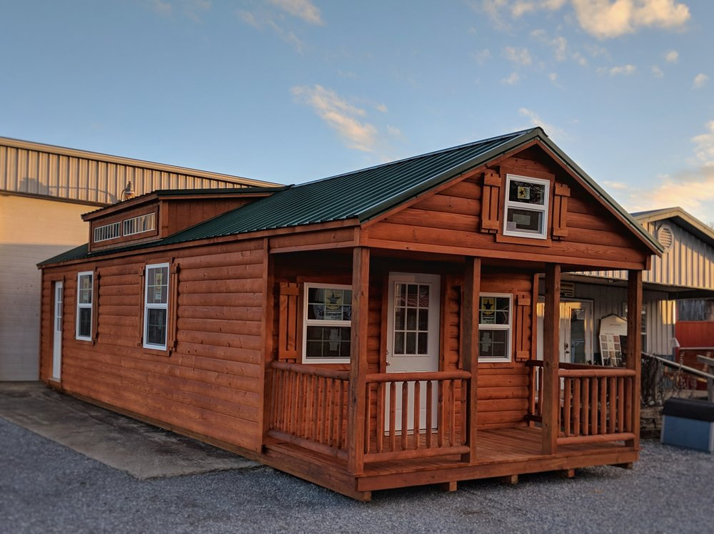 14x40 Deluxe Cottage