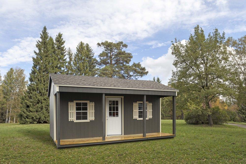 16x20 Cabin