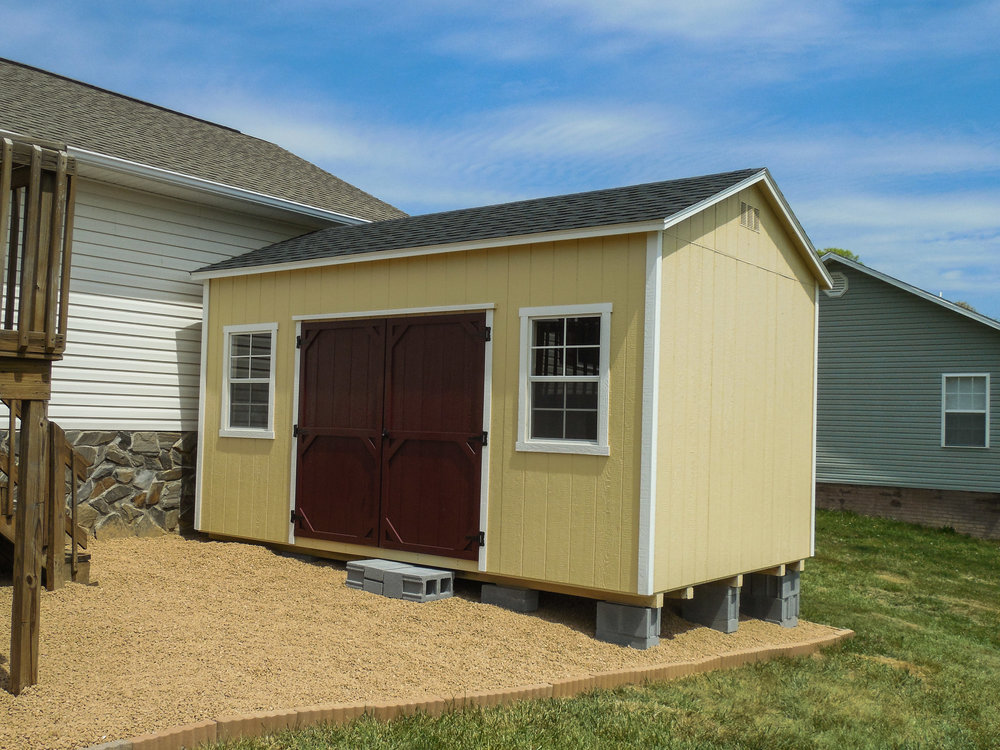 10' x 16' Cottage
