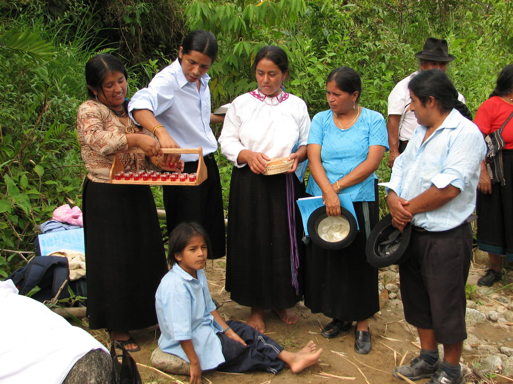 communion, Ecuador.JPG
