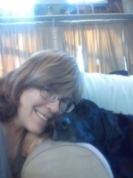 """TERESA - """"MY VIRGIL. HAD HIM FOR ALMOST 2 YEARS AFTER LOSING TWO OF MY SENIOR FURBABIES."""""""