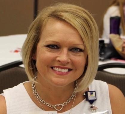 Michelle Martinez - Air Force Veteran/Board Member/Secretary