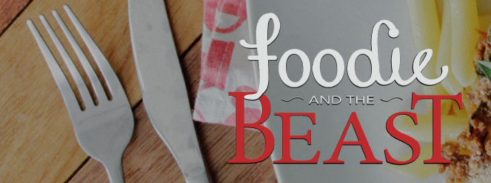 Foodie and the Beast - It's a party in the Foodie and the Beast studio where we shared the cookbook!Listen in