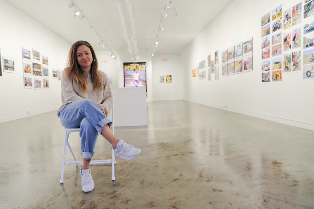 Atlanta INTOWN  Art Space: The Gallery by Wish ATL opens in Little Five Points   (March 5, 2018)