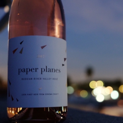 My fave rosé by  Paper Planes .