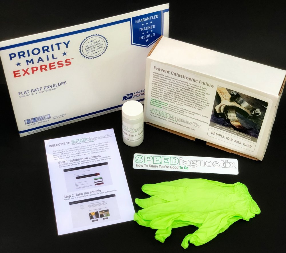 Our expedited drain sample kit provides results in 3 to 4 business days. These kits are all inclusive - standard outbound and express inbound shipping is included as well as all laboratory processing and reporting.   $99.99