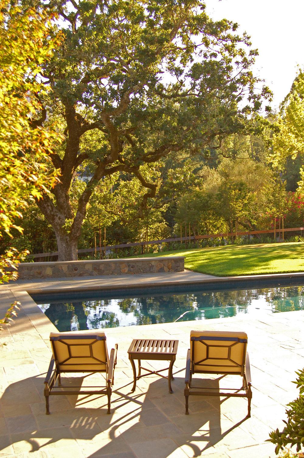 Hampton Style  Kenfield, California