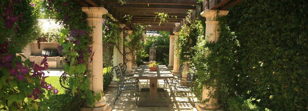 Mediterranean Garden  San Anselmo, California