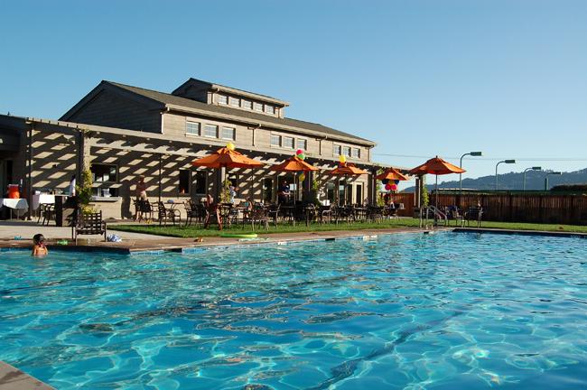 Belvedere Tennis Club Tiburon, California