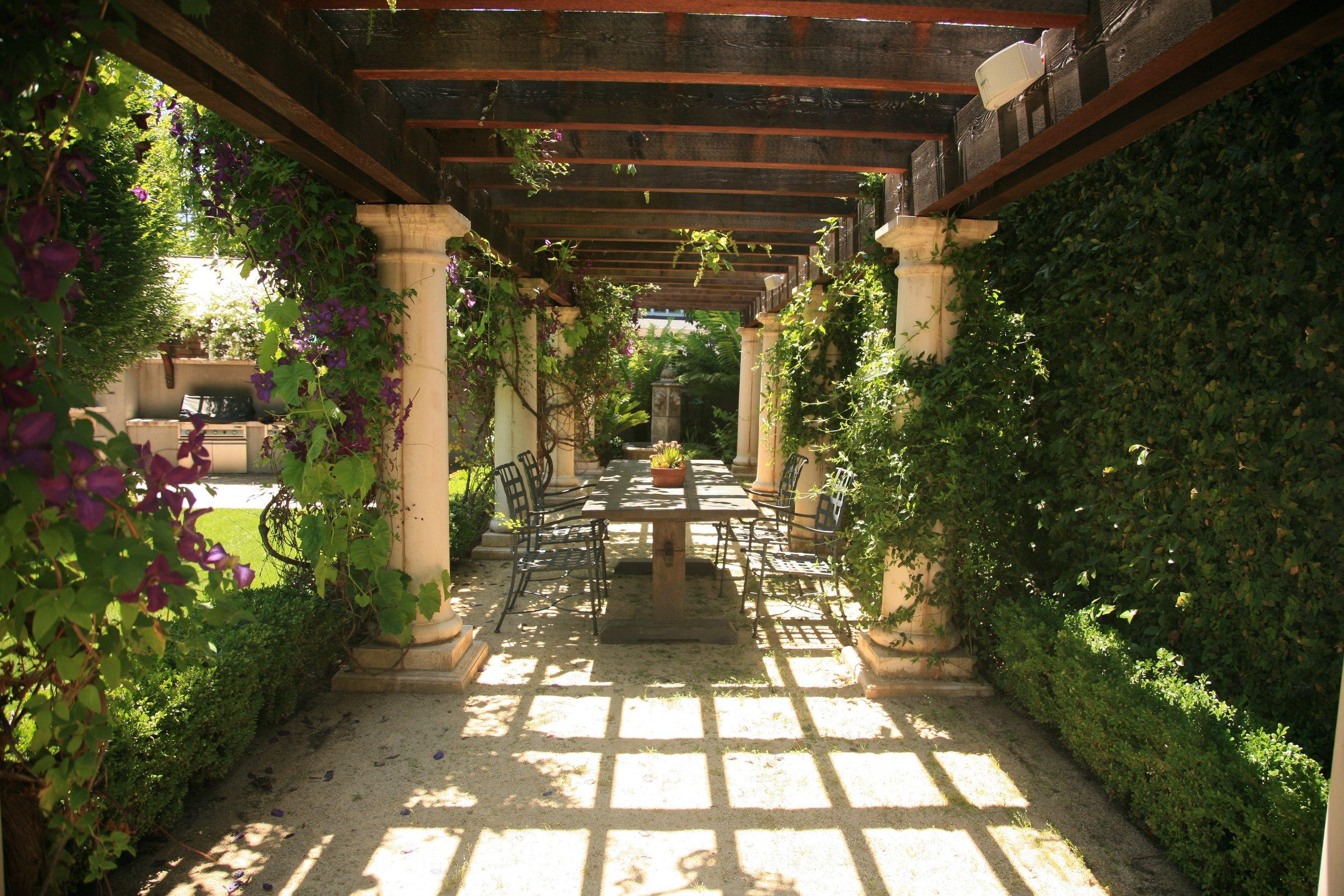 San Anselmo Mediterranean Garden — Bradanini & Associates