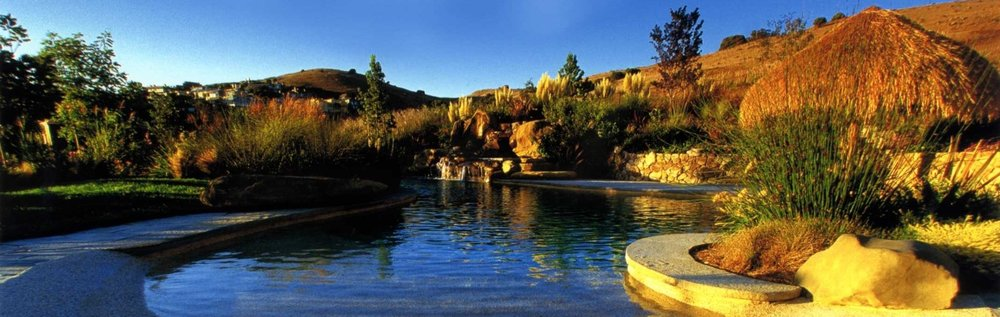 Beach Entry Pool  Tiburon, California