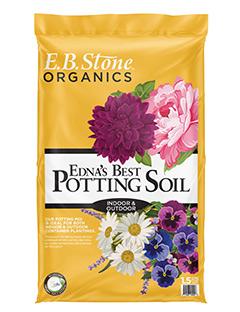 Edna's Best Potting Soil
