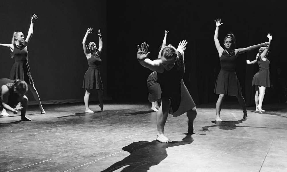 CONCERT DANCE COMPANY - 2018-2019 Audition Prep Class: August 21 8pm2018-2019 Audition: August 23 8:30pmUnder the direction of Allison Hayn and Kaitlin Butcher, CONCERT DANCE COMPANY performs jazz and contemporary choreography through the Athens area. Performances include the DanceATHENS Dance Festival, Grace: An Evening of Elegance & Introspection, the Dancefx Spring Concert, our annual storybook show and more.We're also proud to offer our XHIBITION, APPRENTICE, & TRAINING company levels under the direction of Allison Hayn, Kaitlin Butcher, and Emily Eddington.Weekly Rehearsal Times:Concert Dance Co Tues 8-9PM, Thurs 8:30-10PMXhibition Mon 7:30-8:30PMApprentice 1 Company Mon 8:30-9:30PMApprentice 2 Company Tues 9-10PMTraining Company Wed 9:30-10:30PM