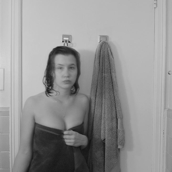 Daily Self-Portrait XXXVIII