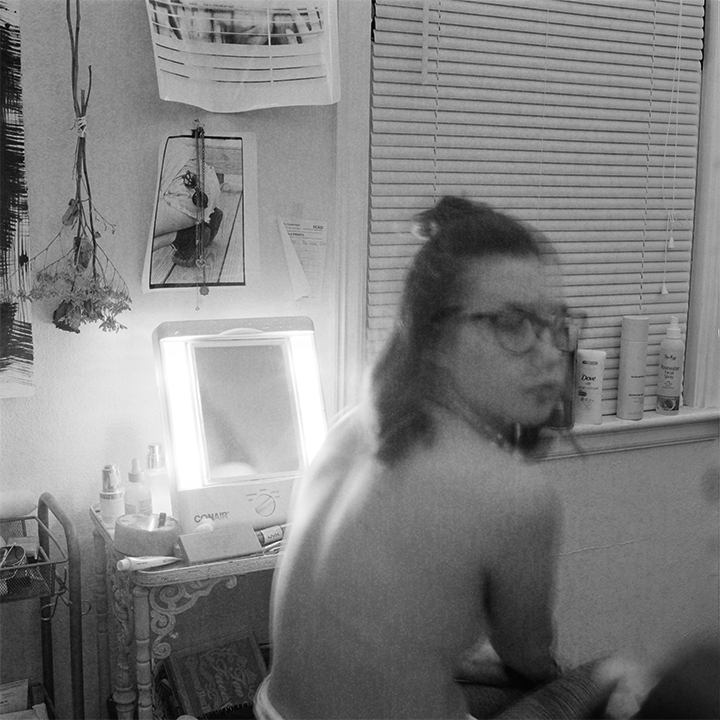 Daily Self-Portrait LV