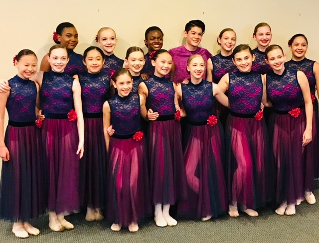 The Ballet Ensemble performance Company