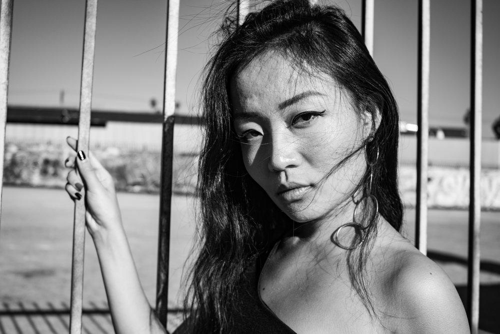 Ming Zhe  by  Josh Opper
