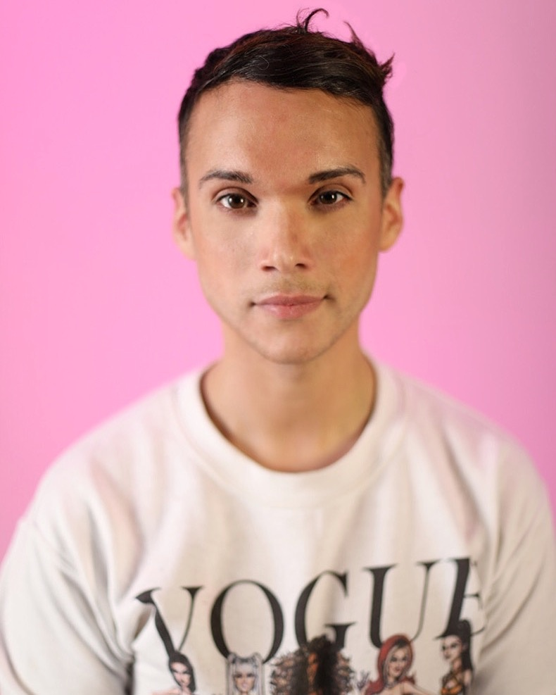 Randall Jenson - Activist, Artist & Youth Organizer