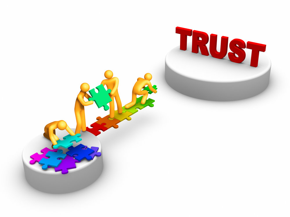 Professional Property Managers working hard to earn and keep a landlord's trust.