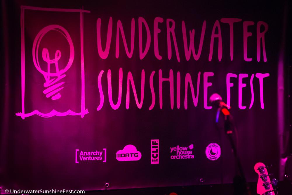 Underwater Sunshine Fest, 10/2018 | Photo Credit: Dan Vasta  ©2018, Underwater Sunshine Festival, All Rights Reserved.