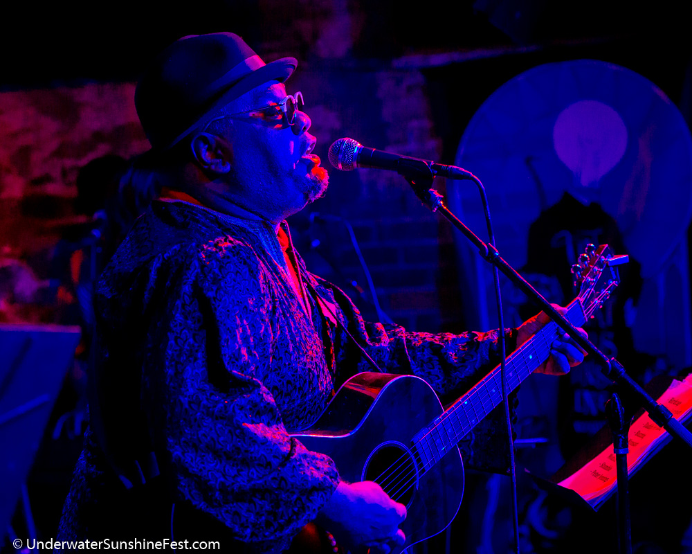 Stew and the Negro Problem, Underwater Sunshine Fest, 10/2018 | Photo Credit: Dan Vasta  ©2018, Underwater Sunshine Festival, All Rights Reserved.