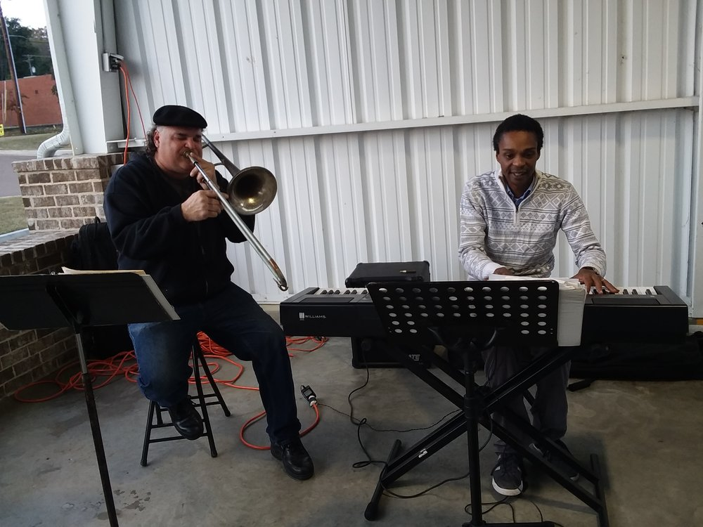 Music at the Market with Bill & Jeff