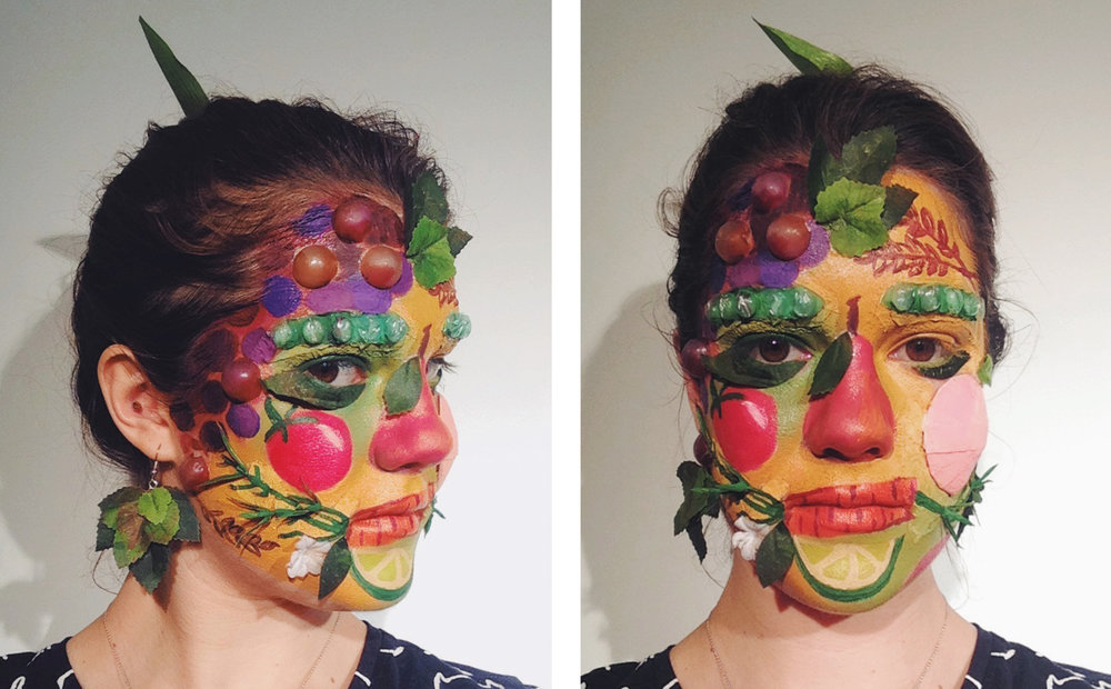 Food Face -