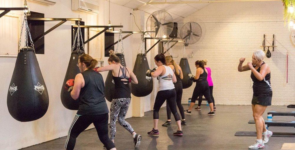 womens gym female classes