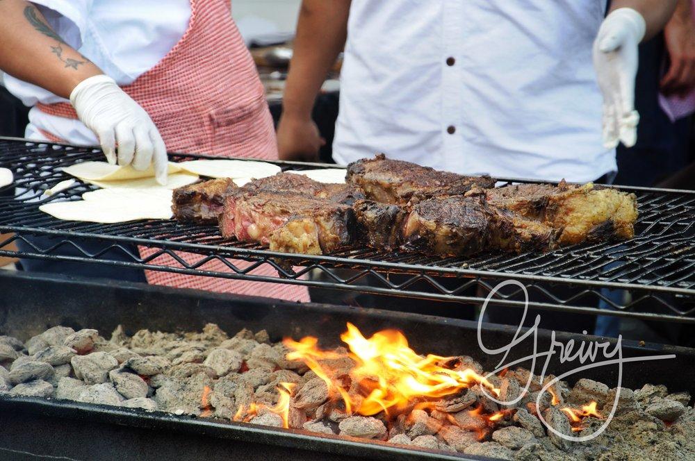 Taste Talks All-Star Cookout 2017 / Steaks