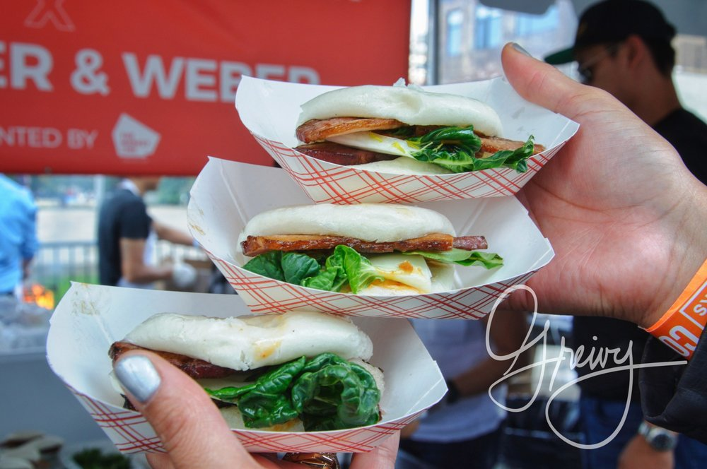 "The Market Line presents: Nom Wah Tea Parlor X Schaller & Weber ""Double Smoked Bacon Bao"""