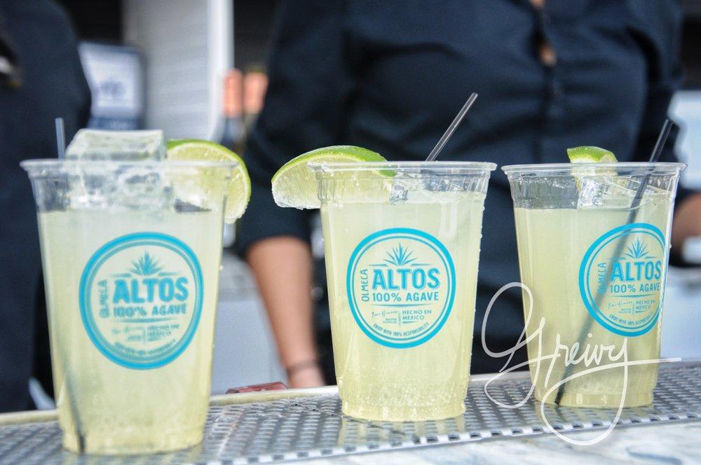 """Altos """"Sundias"""" Cocktail"""