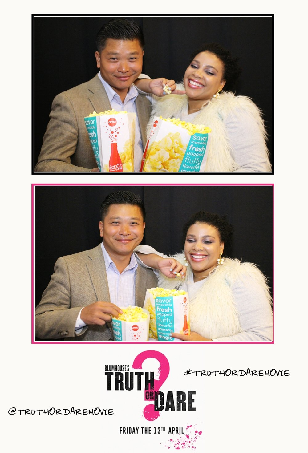 """#TruthOrDareMovie - 4/10 