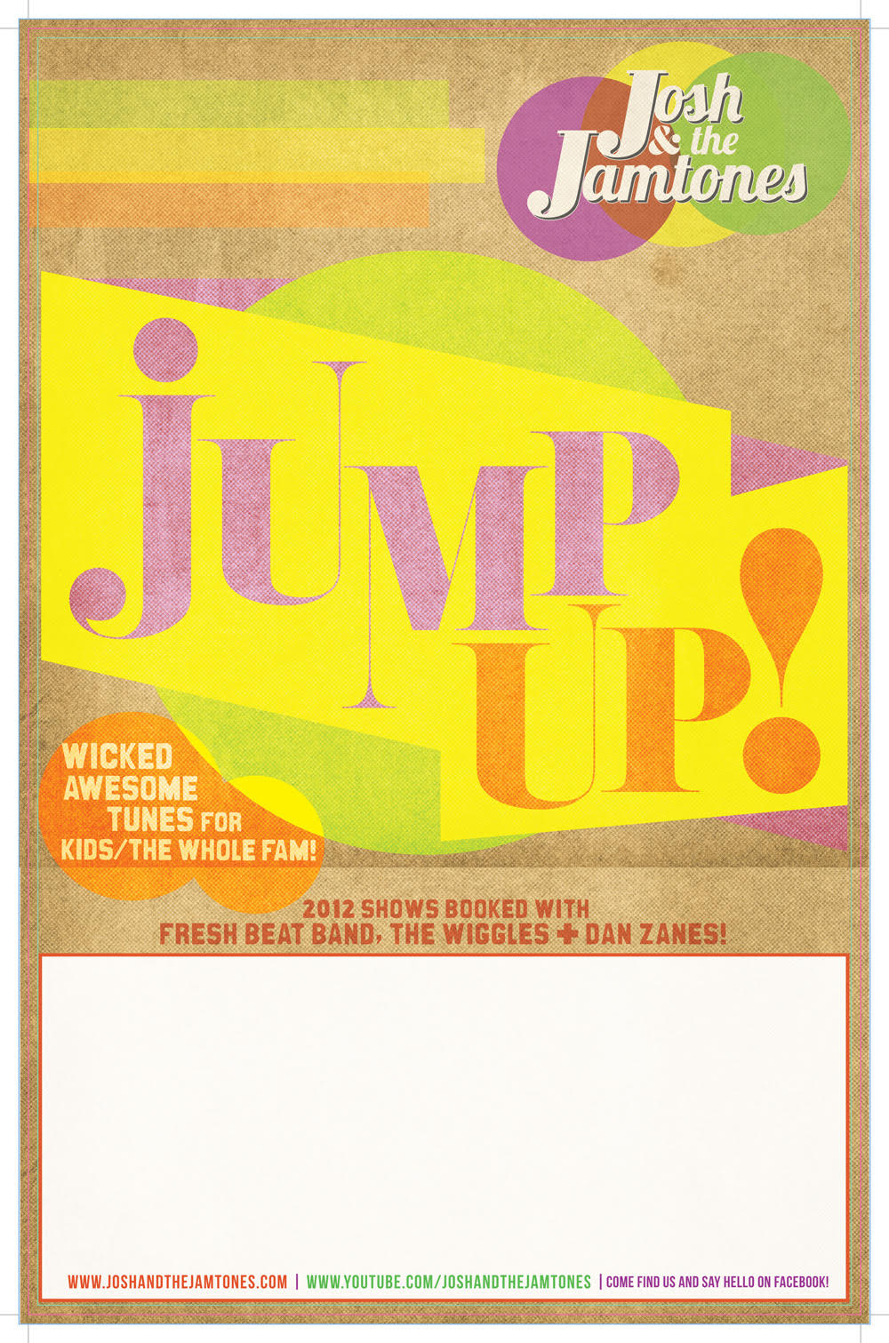 Jamtones poster jump up.jpg