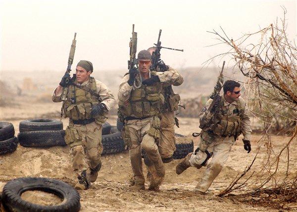 US Navy SEAL:s som vi är vana att se dem idag: insatta långt ifrån havet i antingen Afghanistan eller Irak. Annat var det på Jan Sundlöfs tid. Foto: SOFREP