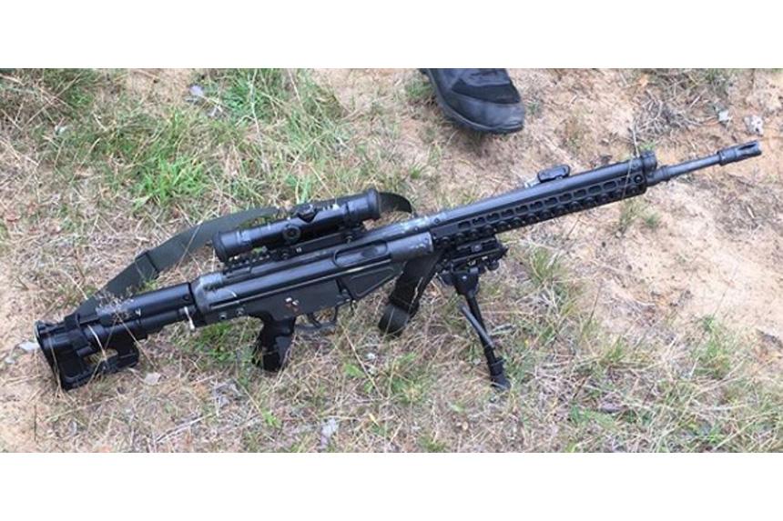 Vapnet kommer förmodligen tillföras manöver- och säkerhetsförbanden först. Foto: 12. motoriserade skyttebataljonen.