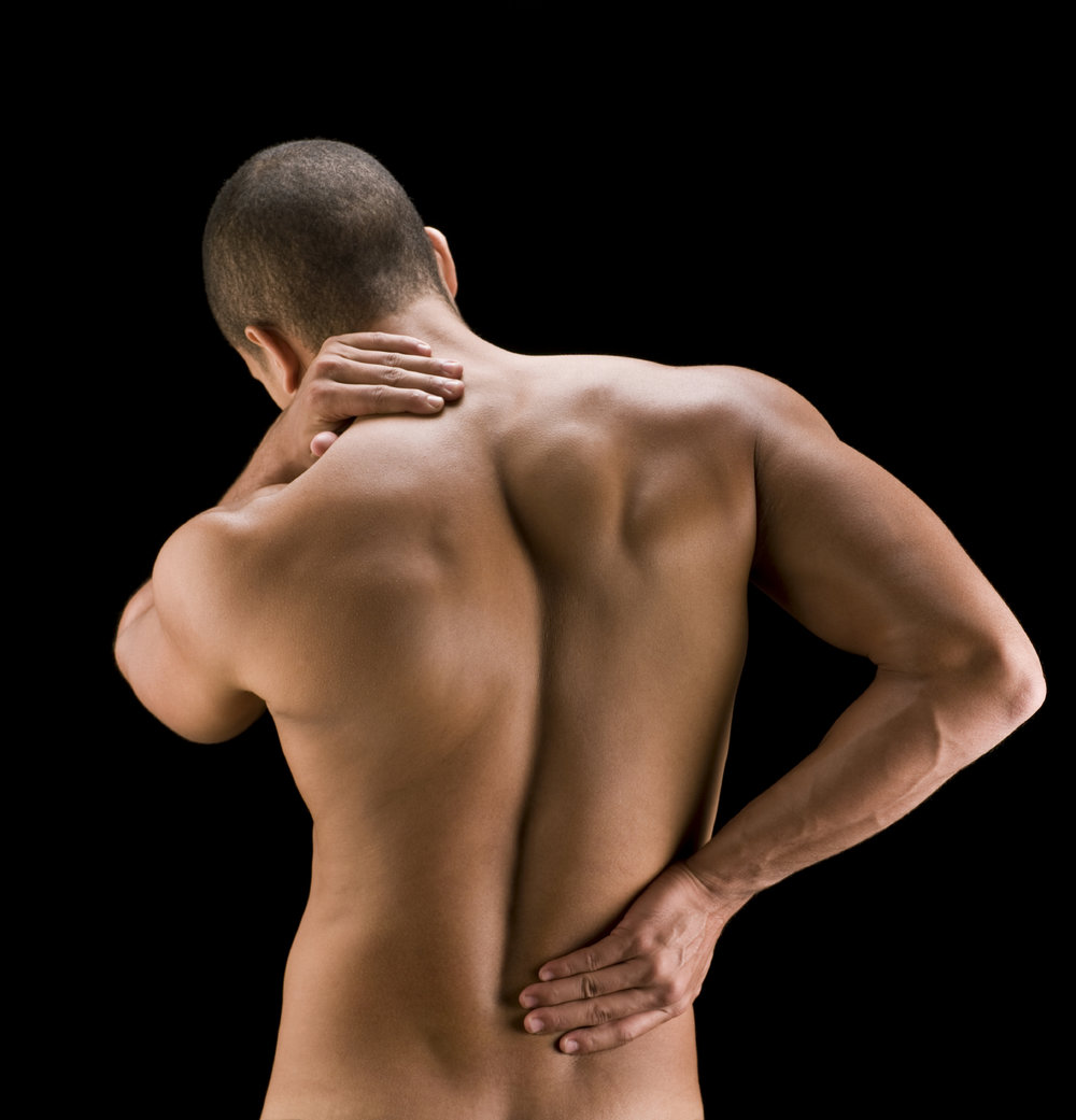 Acupuncture for back pain and sports injury