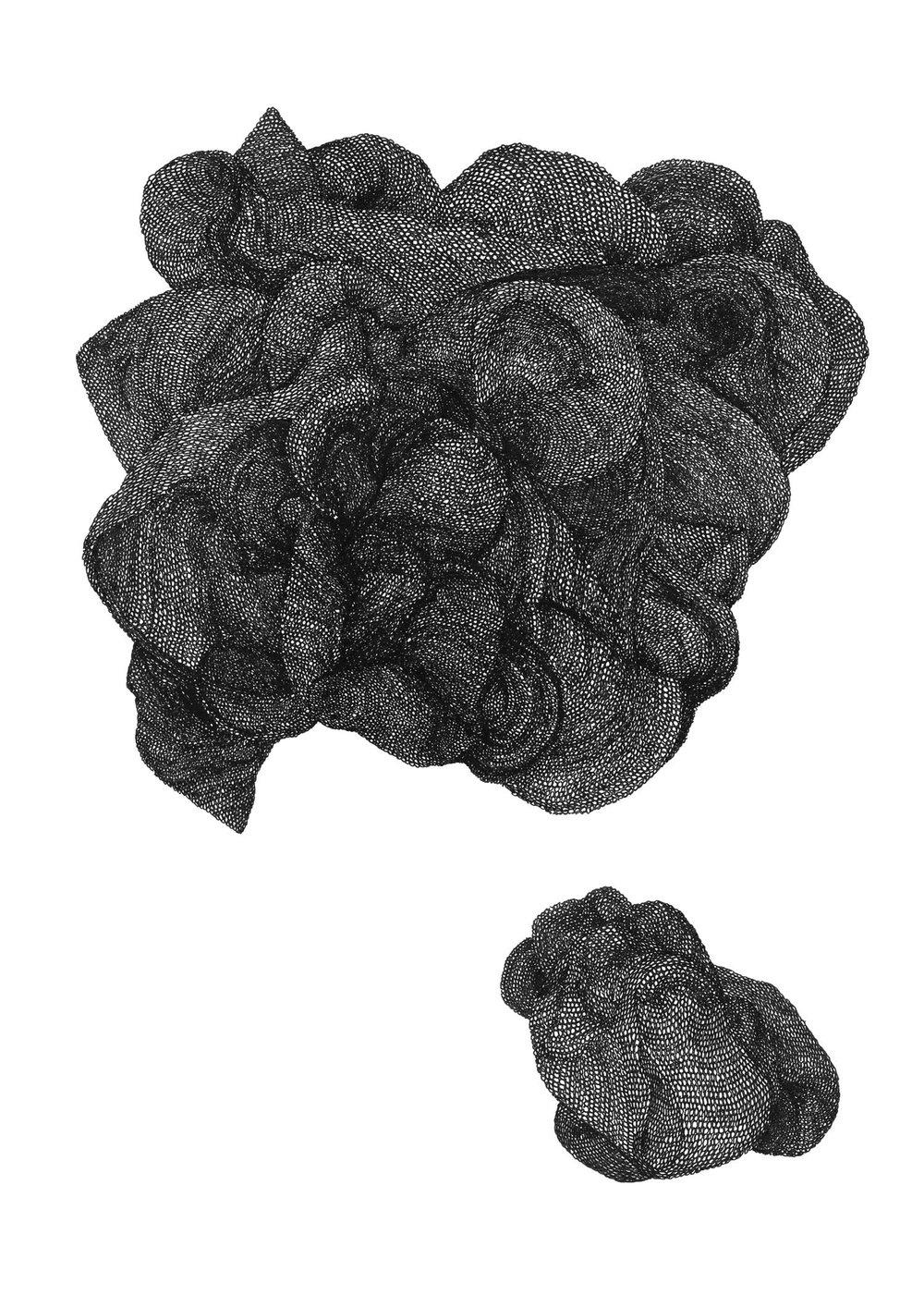"pen (30x42 cm) / ""circle""  -Available as Fine Art Print-"