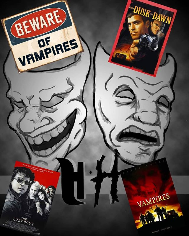 Who's ready for a new episode of Heckles &Horror?? After a 2 week hiatus, TJ returns to your computer and cell phone screens tonight with a special Vampire Edition in celebration of the anniversary of The Lost Boys release on this day all the way back in 1987!! Tune in and let's talk Bloodsuckers!!