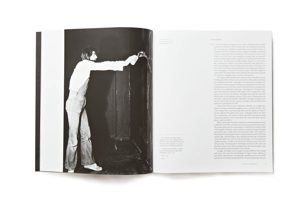 Image from:   Richard Davey,  Spinning – Nature, Culture and the Spiritual in the work of John Newling