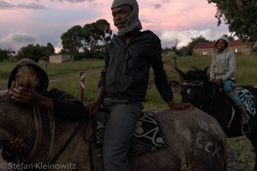 African Cowboys